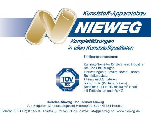 Apparatebau Nieweg
