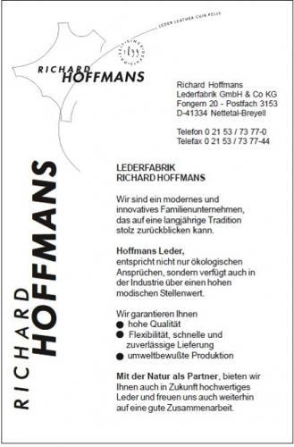 Lederfabrik Hoffmanns