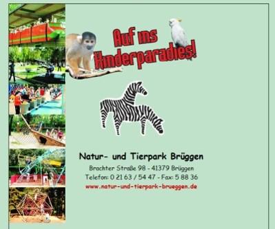 Natur und tierpark Brüggen