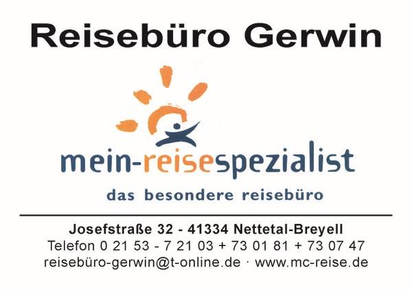 Reisebüro Gerwin