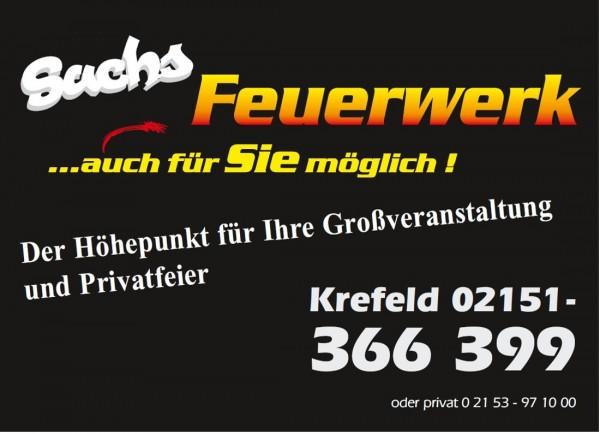 Sachs Feuerwerk