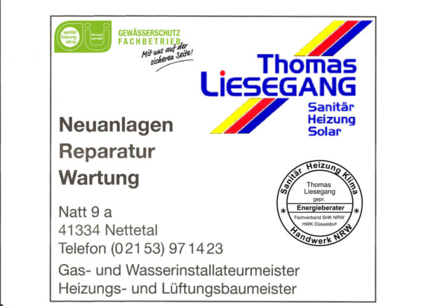 Thomas Liesegang
